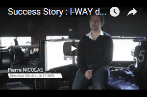 Youtube temoignage crm I-way