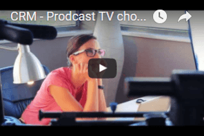 Youtube temoignage crm Prodcast